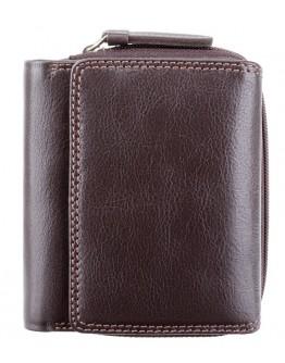 Коричневый женский кошелек Visconti HT30 Kew c RFID (Chocolate)