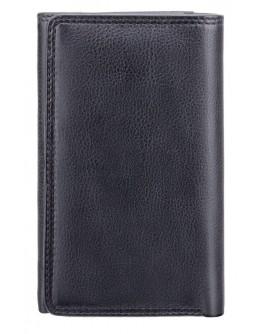 Черный женский кошелек Visconti HT32 Picadilly c RFID (Black)