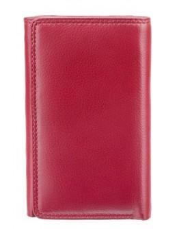 Красный женский кошелек Visconti HT32 Picadilly c RFID (Red)