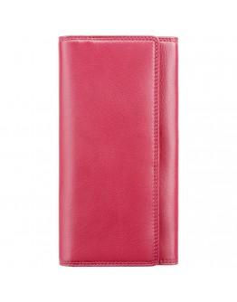 Красное женское портмоне Visconti HT35 Buckingham c RFID (Red)