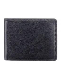 Черный кошелек Visconti HT7 Stamford c RFID (Black)