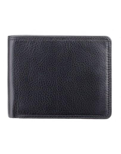 Фотография Черный кошелек Visconti HT7 Stamford c RFID (Black)