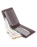 Фотография Коричневый кошелек Visconti HT7 Stamford c RFID (Chocolate)