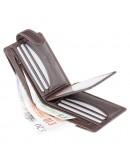 Фотография Коричневый кошелек мужской Visconti HT9 Sloan c RFID (Chocolate)