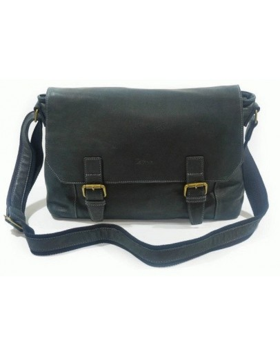 Фотография Кожаная вместительная сумка для мужчин Katana K21903-1
