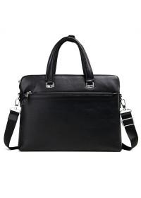 Черная деловая повседневная мужская сумка M1808-3A