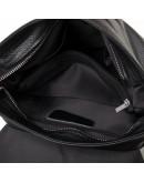 Фотография Черный мужской мессенджер на плечо M2860A