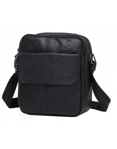 Фотография Небольшая кожаная сумка на плечо M38-1030A