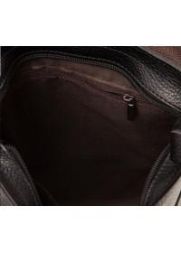 Коричневый месенджер мужской из натуральной кожи M38-3821C