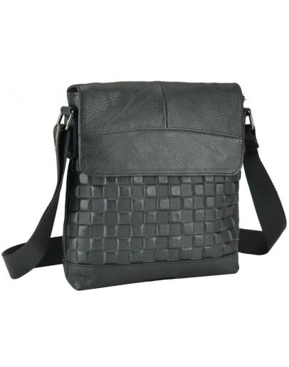Фотография Черная мужская сумка через плечо M38-6612A