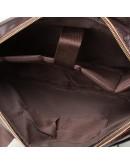 Фотография Мужская кожаная коричневая сумка M38-6901-3C