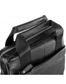 Фотография Черный мессенджер на плечо и в руку M38-8861A