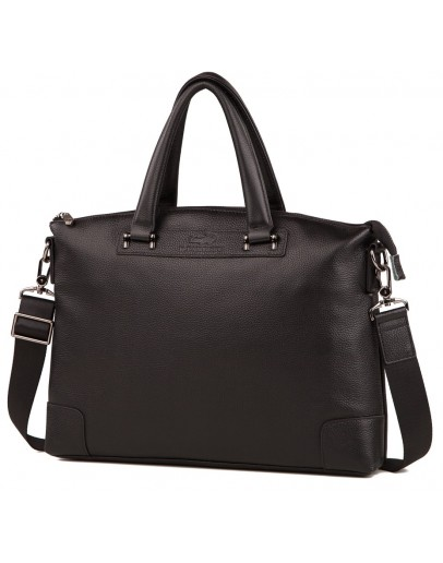 Фотография Черная мужская деловая сумка для документов M38-9160-2A