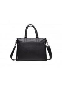 Черная мужская деловая сумка M38-9177-2A