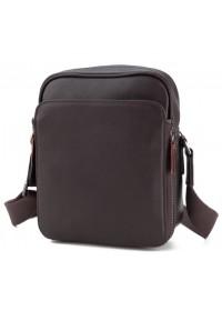 Коричневая мужская сумка на плечо M47-22005-2C