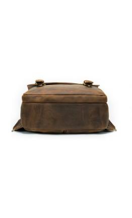 Винтажный коричневый мужской рюкзак M5888R