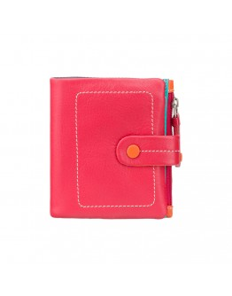 Красный женский кошелек Visconti M77 Mojito (Red Multi)