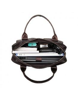 Мужская кожаная сумка для документов M8539C