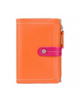 Оранжевый кошелек Visconti M87 Malabu (Orange Multi)