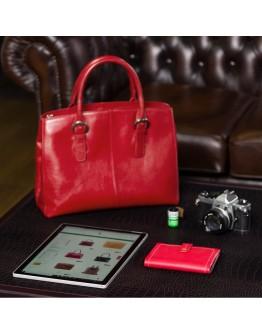 Красный кошелек Visconti M87 Malabu (Red Multi)