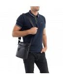 Фотография Мессенджер кожаный мужской M900-1A