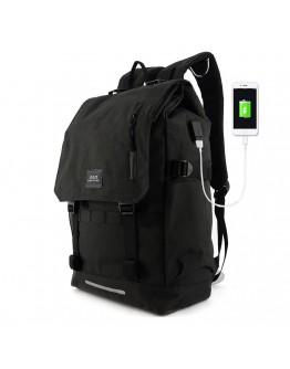 Черный мужской рюкзак MARK RYDEN CAMP MR5748 Black