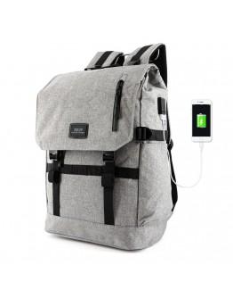 Серый рюкзак мужской MARK RYDEN CAMP MR5748 GRAY