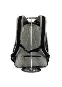 Серый рюкзак универсальный Mark Ryden Tokio MR5761 gray
