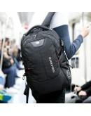 Фотография Черный вместительный рюкзак Mark Ryden MR5783 black