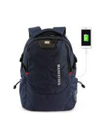 Синий вместительный рюкзак Mark Ryden MR5783 blue