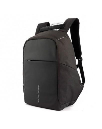 Фотография Мужской универсальный рюкзак Mark Ryden safe MR5815ZS black