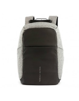 Тканевый вместительный рюкзак Mark Ryden Safe MR5815ZS gray