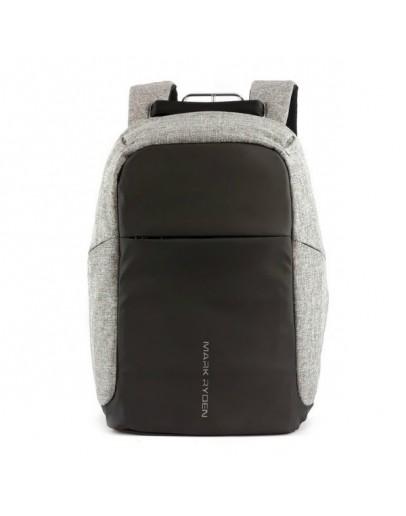 Фотография Тканевый вместительный рюкзак Mark Ryden Safe MR5815ZS gray