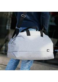 Серая дорожная сумка Mark Ryden Easytrevel MR5830 gray