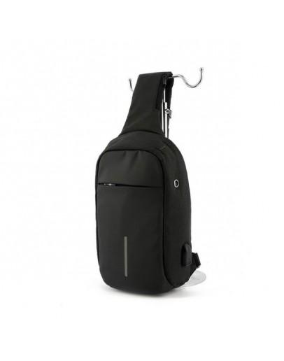 Фотография Мужская сумка на плечо Mark Ryden Minibobby MR5898 black