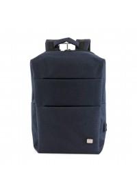 Темно-синий мужской тканевый рюкзак MARK RYDEN TRAFFIC MR5911 DARKBLUE