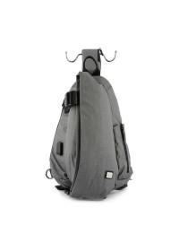 Серая уникальная сумка Mark Ryden Minitokio MR5975 gray