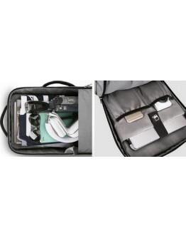 Серый вместительный рюкзак MARK RYDEN ATLANT MR5982 LARGEGRAY