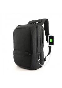 Тканевый мужской рюкзак MARK RYDEN ATOMIC MR6421 BLACK