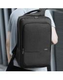 Фотография Тканевый мужской рюкзак MARK RYDEN ATOMIC MR6421 BLACK