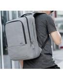 Фотография Тканевый мужской рюкзак MARK RYDEN ATOMIC MR6421 GRAY