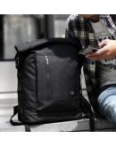 Фотография Черный городской рюкзак MARK RYDEN CLEVER MR6875 BLACKUSB