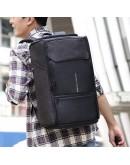 Фотография Черный большой мужской рюкзак MARK RYDEN EXPERT MR6888 BLACK