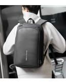 Фотография Мужской городской рюкзак Mark Ryden City MR6971 black