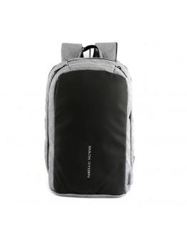 Серый городской мужской рюкзак Mark Ryden City MR6971 gray