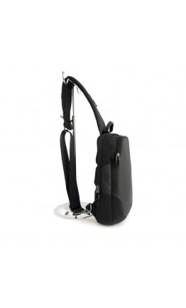 Слинг мужской сумка на плечо Mark Ryden mini secret MR7056 black