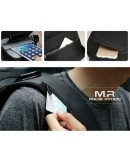 Фотография Слинг мужской сумка на плечо Mark Ryden mini secret MR7056 black