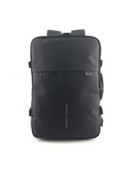 Мужской вместительный черный рюкзак MARK RYDEN KING MR8057