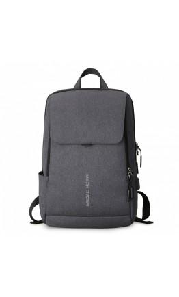 Серый удобный рюкзак MARK RYDEN CLOUD MR8079 DEEPGRAY