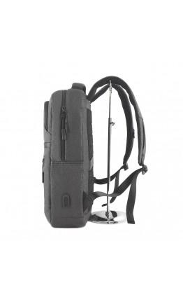 Серый мужской рюкзак MARK RYDEN BALANCE MR8081